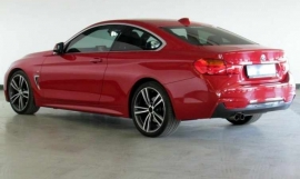 2017 BMW 420i 420i COUPE A/T (F32)