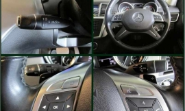 2012 Mercedes-Benz ML ML 250 BLUETEC