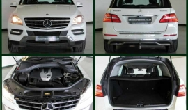 2013 Mercedes-Benz ML ML 250 BLUETEC