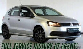 2017 VW Polo POLO GP 1.2 TSI TREN