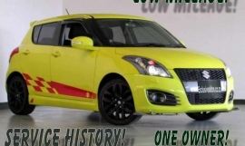 2017 Suzuki Swift SWIFT 1.6 SPORT