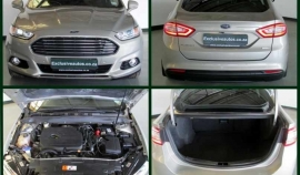 2015 Ford Fusion FUSION 1.5 ECOBOOST