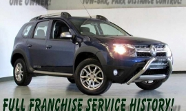 2016 Renault Duster DUSTER 1.5 dCI DYNAM