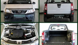 2015 Nissan Np200 NP200 1.5 DCi  A/C S