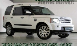 2014 Land Rover Discovery 4 DISCOVERY 4 3.0 TD/S