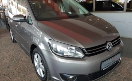 2011 VW Touran TOURAN 1.4 TSi HIGHL