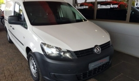 2014 VW Caddy CADDY MAXI 2.0TDi (8