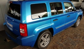 2009  Jeep PATRIOT 2.4 LIMITED