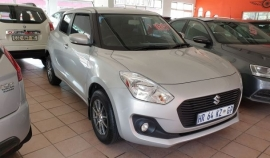2018  Suzuki SWIFT 1.2 GL A/T