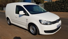 2011 VW Caddy CADDY 1.6i (75KW) F/