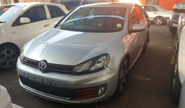 2009  VW GOLF GTI 2.0T FSI DS