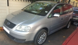 2005  VW TOURAN 2.0 TDi DSG