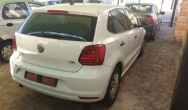 2015 VW Polo POLO GP 1.2 TSI TREN